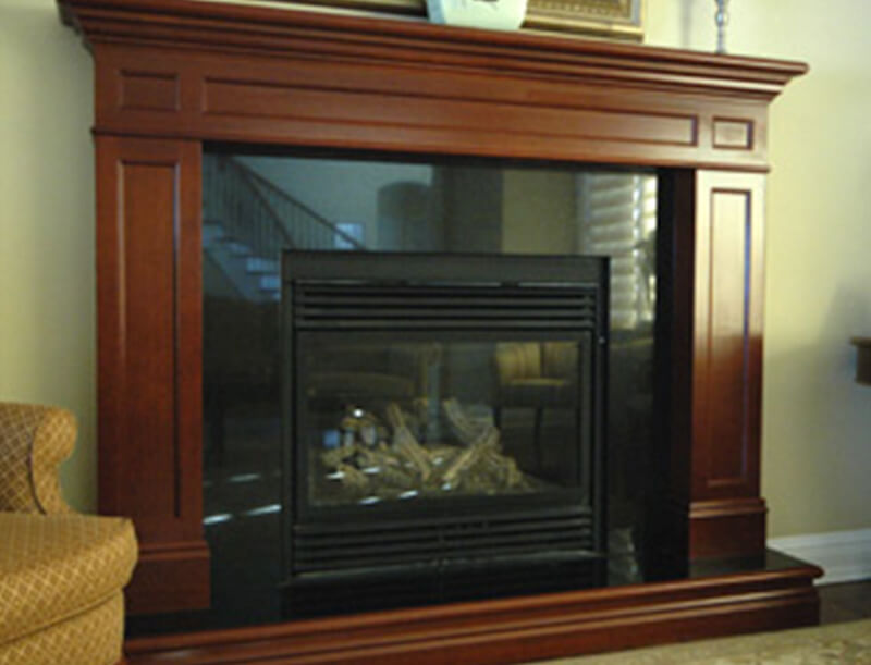 Fireplaces Gallery Link